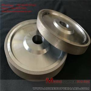 Buy cheap Metal bond cup diamond grinding wheel Alisa@moresuperhard.com product