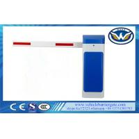 Buy cheap 8M Straight Arm Automatic parking lot security gates Factory Use product