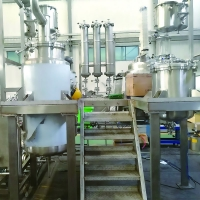 Buy cheap 2000l  High Low Level Probe SUS304 Ethanol Extraction Tank 2000l product