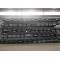 Buy cheap ERW Roung Carbon Welded Steel Tube BS3059-Ⅰ With 6000mm Zinc Coated product