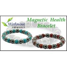 Buy cheap Semi precious stones magnetic bracelet from wholesalers