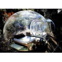 Buy cheap Customized Inflatable Bubble Tent , Transparent Bubble Rooms 2 Years Warranty product