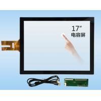 Quality 10.4 To 65 Inch G+G / G+FF Projected Capacitive Touch Screen Panel with USB interface for sale