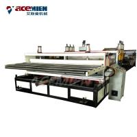 Buy cheap Multi Wall PP Hollow Sheet Extrusion Line Polypropylene Corrugated Durable product