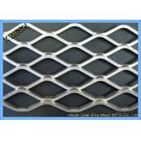 Buy cheap Galvanized Perforated Metal Mesh / Perforated Aluminum Mesh ISO Certification product