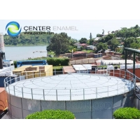 Buy cheap 18000m3 Bolted Steel Potable Water Storage Tanks product