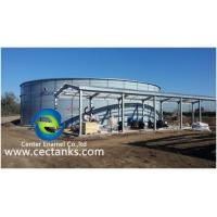 Buy cheap High Standard Stainless Steel Water Storage Tanks Coating Thickness 0.25 ~ 0.40mm product