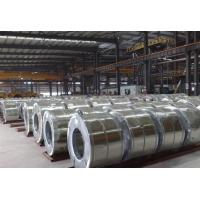 Buy cheap Spangle Chromated / Oiled JIS Galvanised Steel Coil For Furniture Industry product