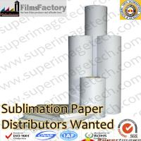 China Sublimation Paper Distributors Wanted on sale