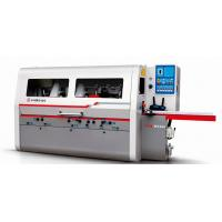 Buy cheap Professional Four Sided Planer Moulder , Commercial Wood Planer 160 Mm Working Width product