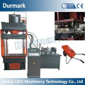 Buy cheap China best sale 4column hydraulic embossing matel machine product