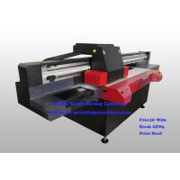 Buy cheap High Performance Flatbed Wide Format UV Printer For Laptop Decoration , Ricoh GEN5 Print Head product