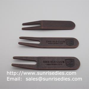 Buy cheap Cheap Golf Divot tools in bulk production, Custom Metal Golf Divot repairer tools product