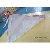 Buy cheap UV resistant Durable Outdoor Mesh Banners , Wind Vinyl Mesh Advertising Banners product