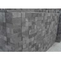 Buy cheap 99% Impregnated Graphite Kiln Refractory Bricks , Anticorrosive Carbon Brick product