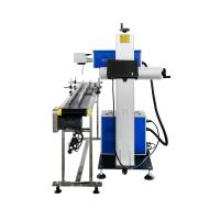 Buy cheap Portable 60w Cnc Laser Marking Machine Jeans Wood Leather Support Beautiful product
