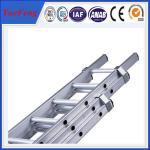 Buy cheap 6063 t5 OEM aluminum fabrication,ladder aluminium,aluminium extension ladder product