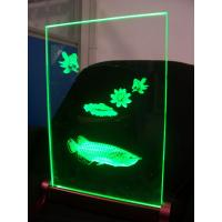 Buy cheap Subsurface 3D Laser Glass Engraving Machine High Precision Marking product