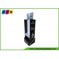 Buy cheap Double Sided Paperboard Cardboard Hook Display For Electronic Cigarette HD021 from wholesalers