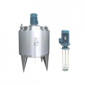 Buy cheap Most advanced blenders stainless steel industrial tanks used in milk and drink,food product