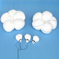 Buy cheap Gauze Balls with Cotton Filling product