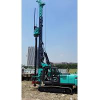 Buy cheap TYSIM KR80M Multi-functional Rotary Piling Rig CFA and Rotary Drilling Construction 12m Continue Flight Auger Depth from wholesalers