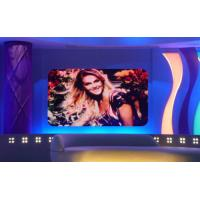 Buy cheap High Definition Indoor Advertising LED Display P3 / P4 / P5 62mm LED Screen product