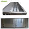 Buy cheap Vertical Roman Venetian Ultrasonic Blind Cleaning Machine Rinsing Tank Drying Tray 2400mm product
