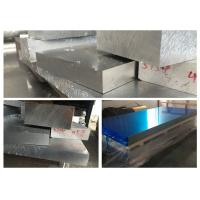 Buy cheap T651 T6 Aluminum Sheet Metal , 14 Gauge Aluminum Sheet Metal AlZn5.5MgCu product