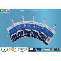 Buy cheap Round One Button Membrane Switch NFC And Bluetooth Wireless Payment System product