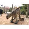 Buy cheap Handmade Giant Dinosaur Statue Artificial Tuojiangosaurus Models Five Meters Long product