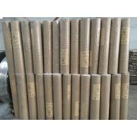 Quality Galvanized Welded Wire Mesh / PVC coated welded wire mesh all sizes on sale for sale