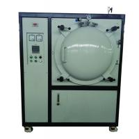 Buy cheap 25L Heat Treatment Vacuum Box Furnace Up To 1300℃ With Top Exhaust Valve product