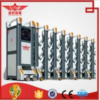 Buy cheap Aluminum Alloy Retractable Open Style Modern Electric Folding GateL1519 product