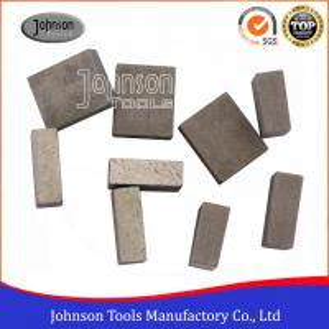 Buy cheap Long Life 1600mm Diamond Segment Stone Cutting Segment Segmented Bond Tool product