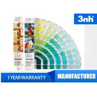 Buy cheap Lightweight Colour Shade Card Color Evaluation For Digital Design / Animation product
