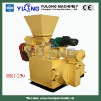 Buy cheap HKJ250 animal feed pelletizing machines mill CE&ISO9001 product