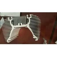 Buy cheap Branching Shape / Tubular Aluminium Heat Sink Profiles With Tapping Holes product