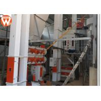 Buy cheap Poultry Chicken Rabbit Feed Production Plant With Installation In Ecuador product