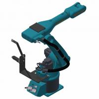 Buy cheap Advanced Industrial Robotic Arm , Mini Robot Arm For Partners product