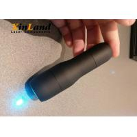 Buy cheap Battery Operated Powerful Laser Pen / Waterproof Black Light Laser Pointer product