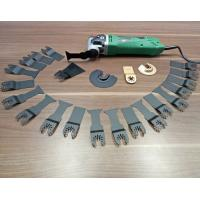 Buy cheap Oscillating Multitool Quick Release Saw Blades Set With Fast Cutting Efficiency product