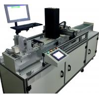Buy cheap Merchandise Hang Tags Barcode Printer and QR Code Printing Machine Customized product