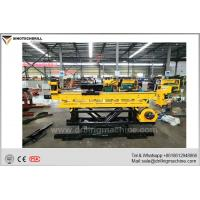 Buy cheap Separated Type Hydraulic Underground Core Drill Rig with Motor Power 75kw product