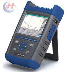 Buy cheap Handheld AV6418 45dB Optical Time Domain Reflectometer For Testing FTTx Network product