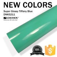 Buy cheap Super Glossy Car Wrapping Film - Super Glossy Tiffany product