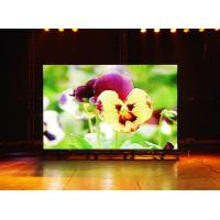 Buy cheap Custom SMD P4 Indoor Full Color LED Screen 1200 cd / ㎡ , Color LED Displays product