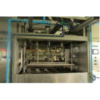 Buy cheap PLC Control Reciprocate Paper Pulp Molding Machine With Single Layer Dryer product