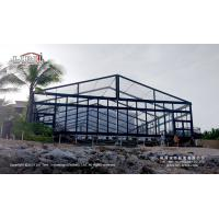 Buy cheap Special Hot Sale Black marquee for Event Party Hire from Liri Tent from wholesalers