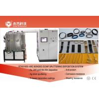 Buy cheap Stainless Steel Jewelry PVD Gold Plating Machine ,  Silver Jewelry  IPG Gold  Vacuum Coating Equipment product